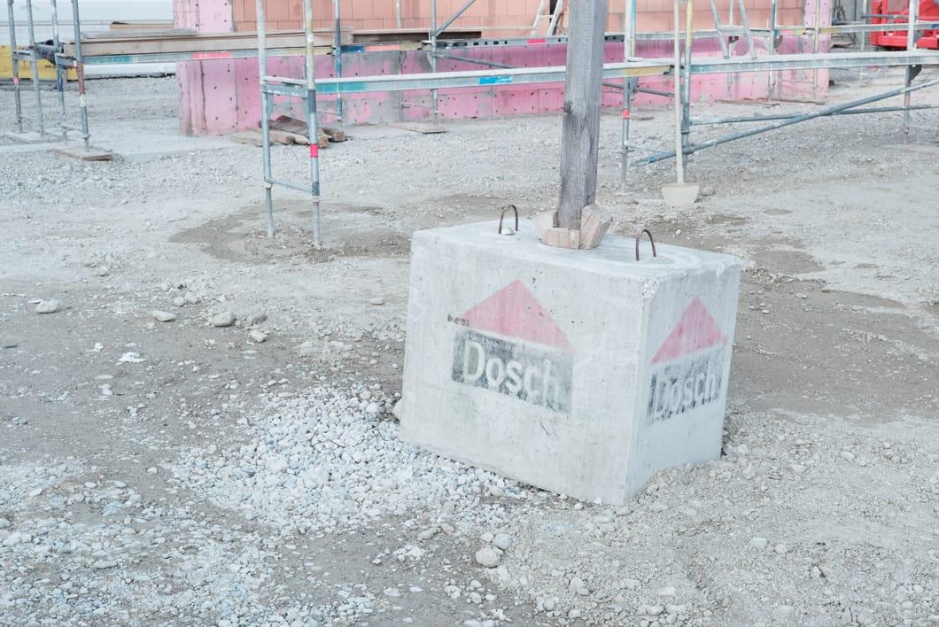 Beton Bauunternehmung Dosch Marken Design Althammer Studios