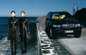 BMW X 5 Althammer Studios im Institut für Form und Farbe iffuf