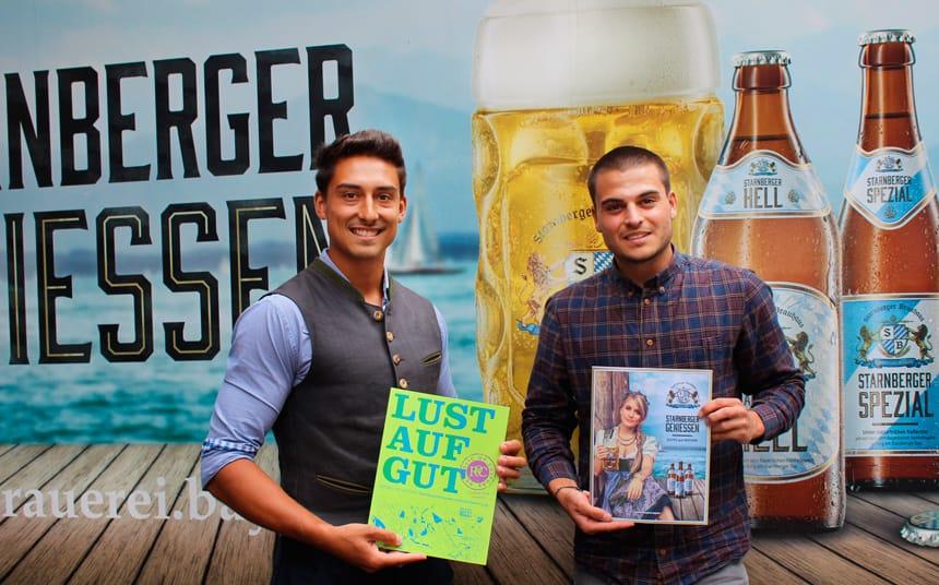 Magazin Lust auf Gut Starnberg Ammersee Bier